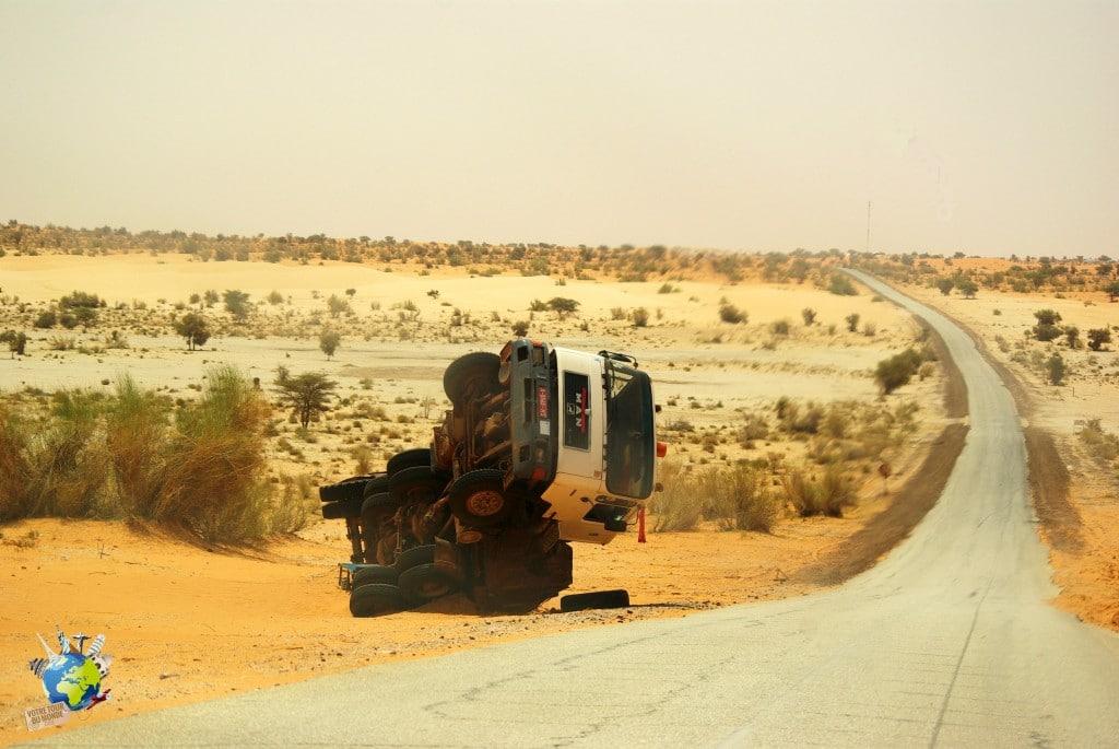 mauritanie - route de l'espoire