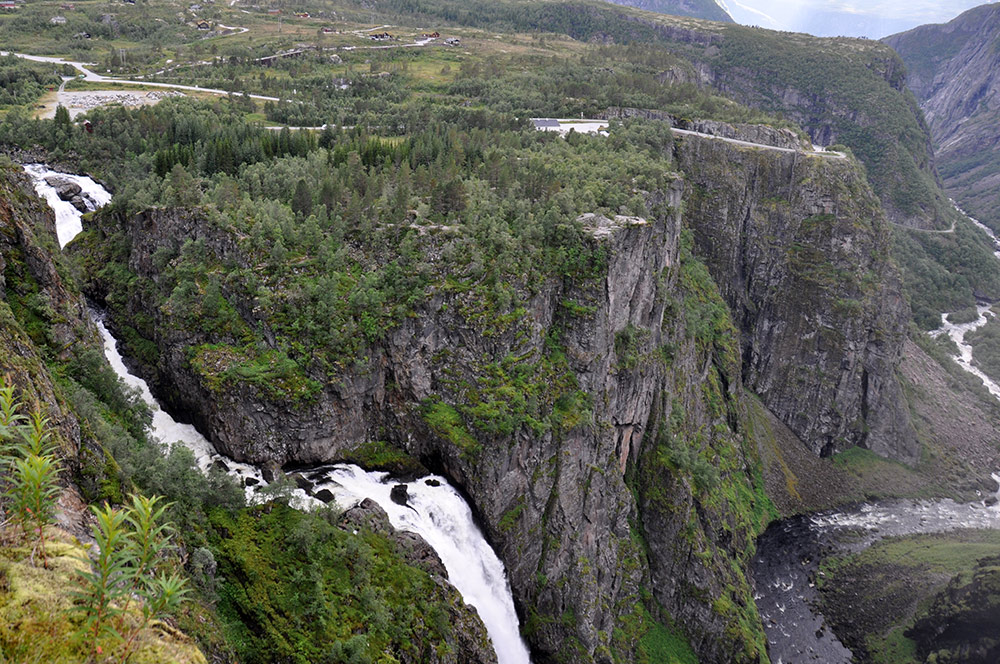 Cascade-Voringfossen