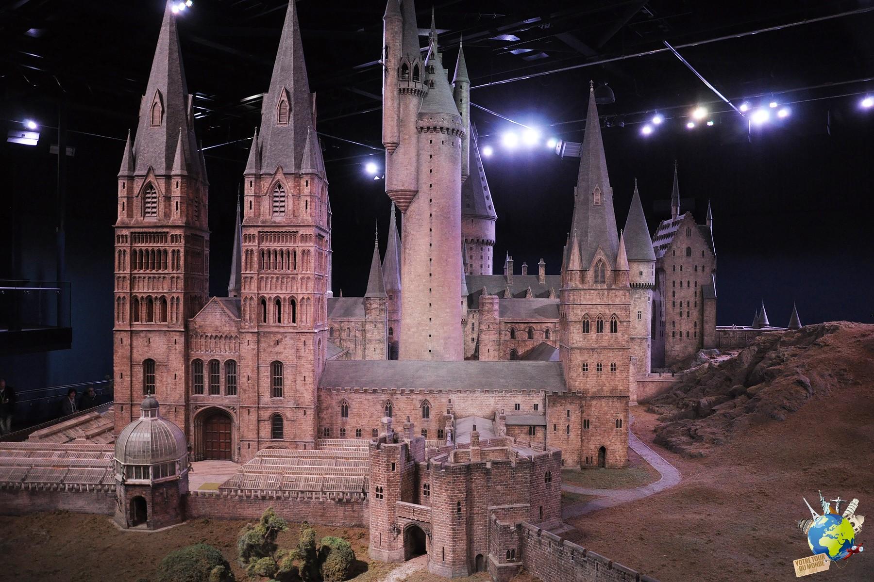 visiter poudlard, la celebre ecole d'Harry Potter