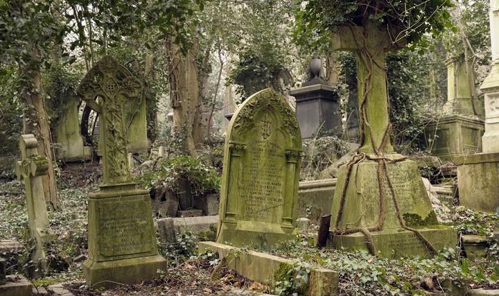 Resultado de imagen de cementerio de highgate londres