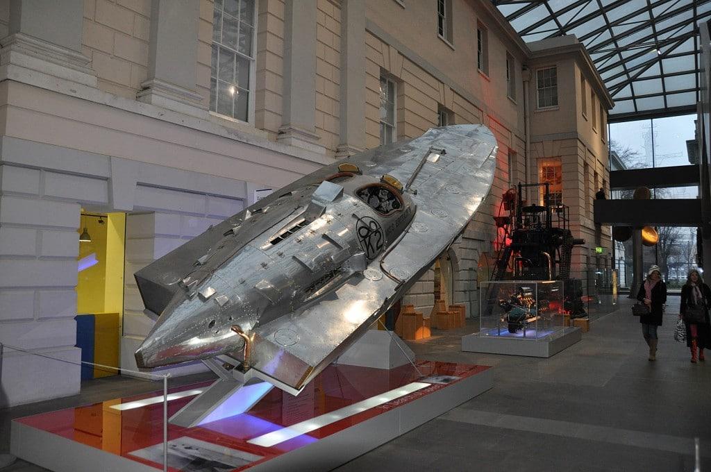 Hydrospeed musée maritime