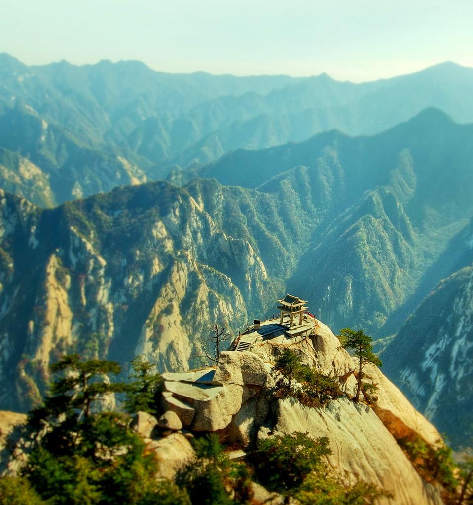 Mt.-Hua-China
