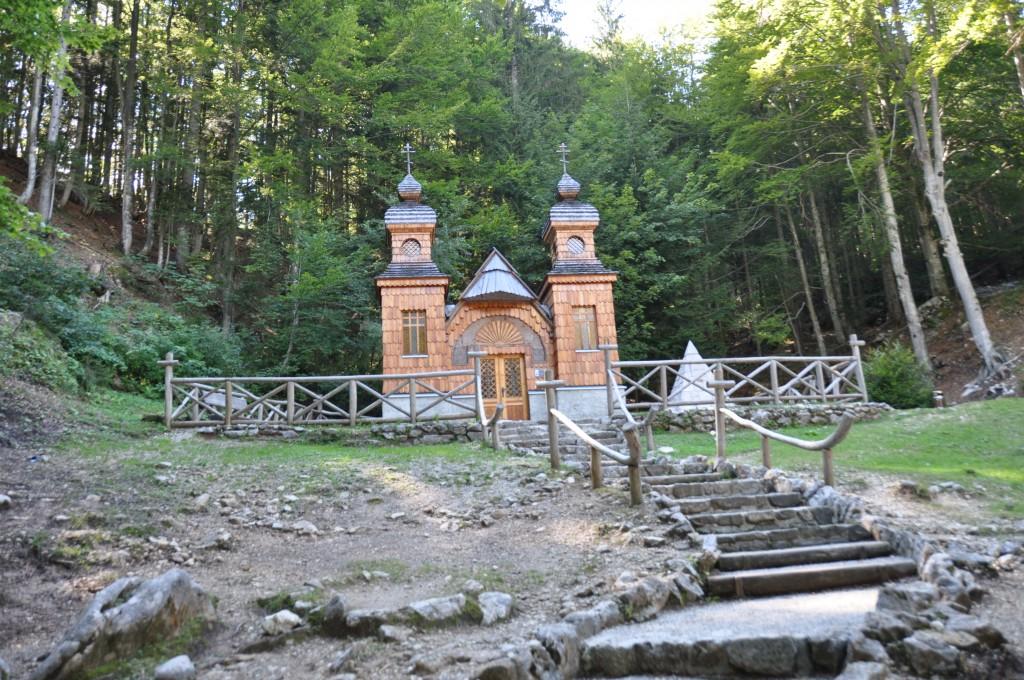 Chapelle russe