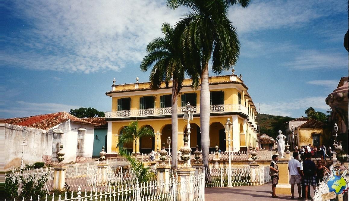 Top 5 des plus belles villes d 39 un voyage cuba for Les maisons du sud
