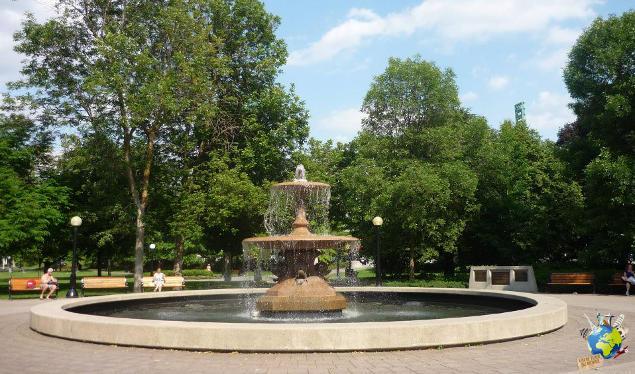 parc de la confédération