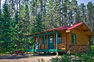 pourvoirie lac oscar bec scie road trip québec