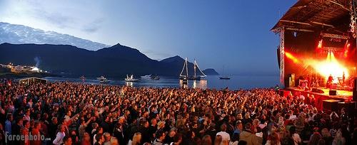 Top 5 festivals scandinaves