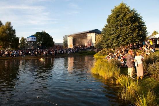 top 5 des festivals scandinaves