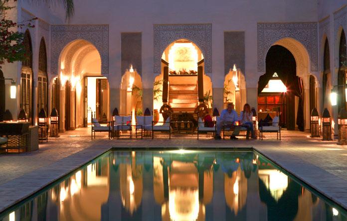 un sejour a marrakech