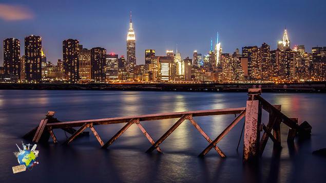 La skyline de New-York, vraiment magique City Pass