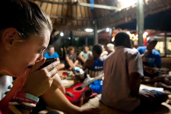 Kava's session
