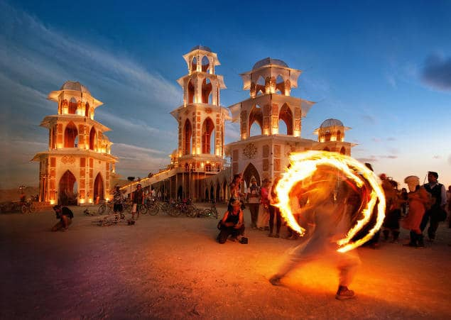 Le burning Man