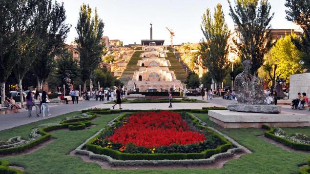 à la découverte de l'arménie