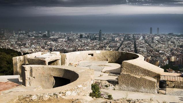 top 5 espaces verts et parcs à Barcelone