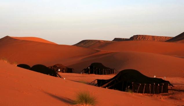 Camp berbers