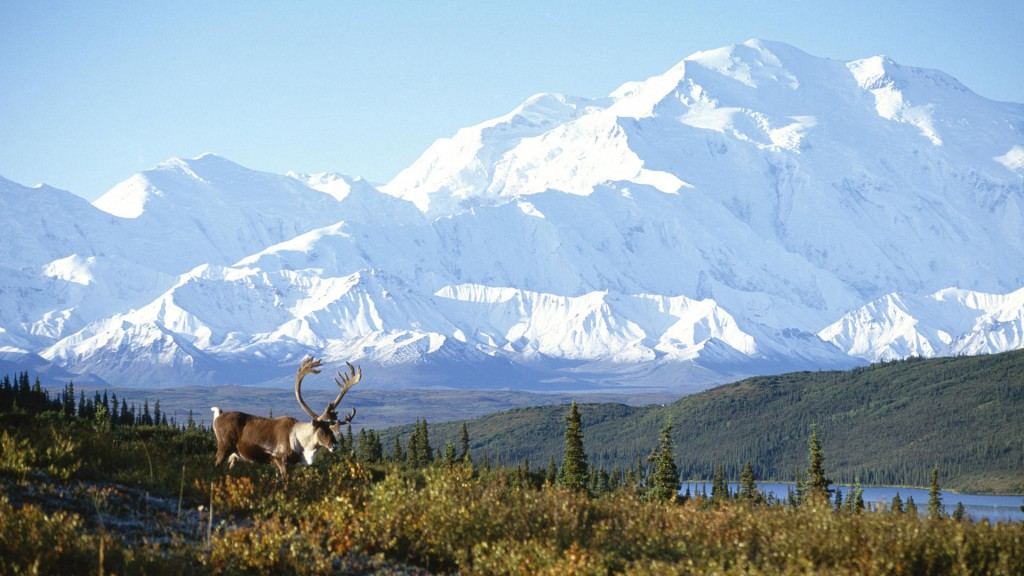 Alaska tour du monde