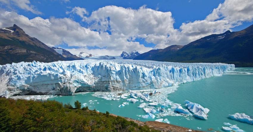 South-America-Patagonia-Perito Moreno glacier