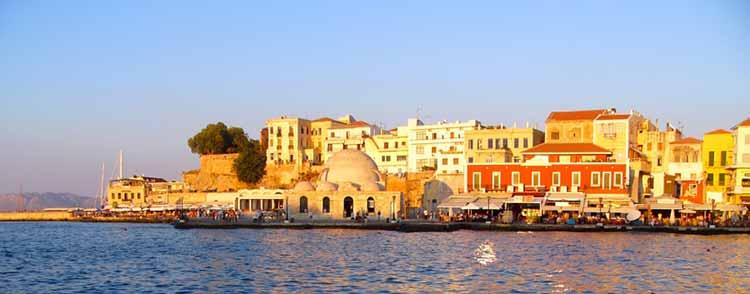 grece crete hania
