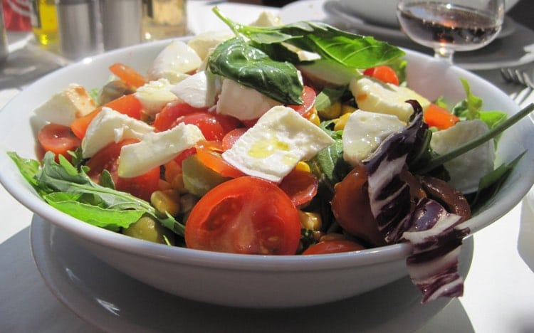 Salade italienne rome