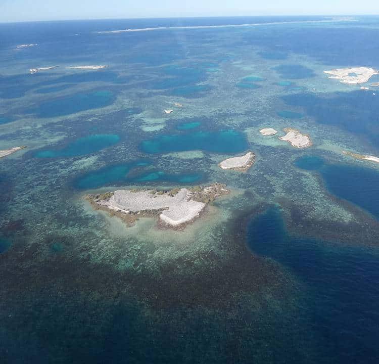 Abrolhos islands
