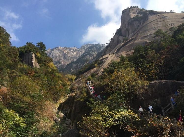 montée-yellow-mountain