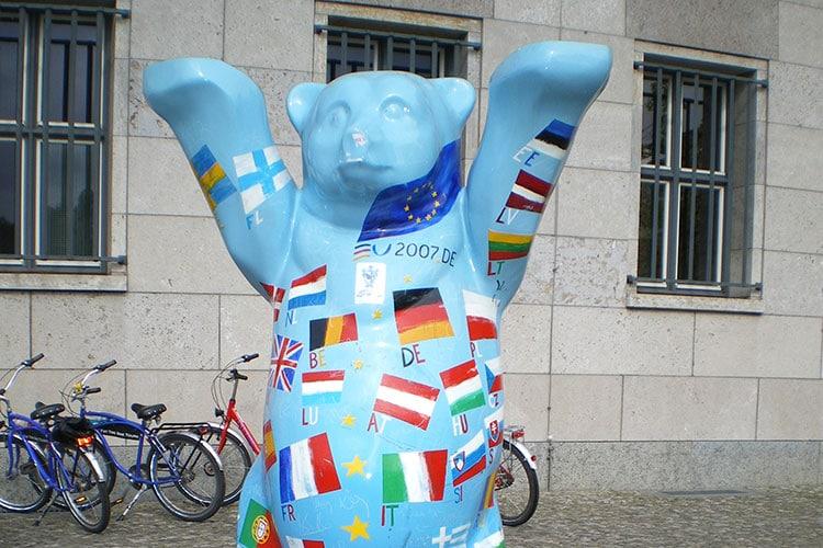 Les fameux ours de Berlin