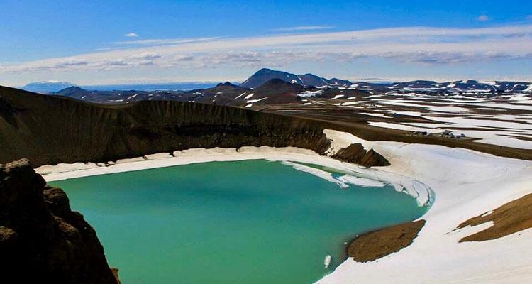 Les paysages en Islande sont à couper le souffle