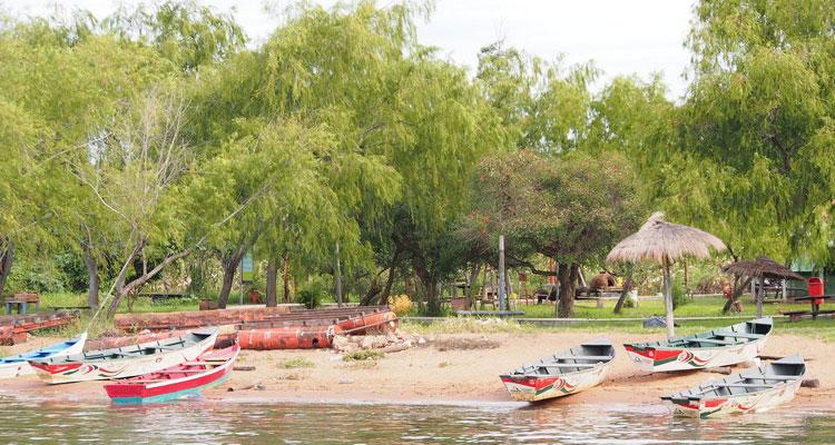 Il n'y a pas la mer au Paraguay mais des fleuves et rivières pour se baigner - Vivre au Paraguay