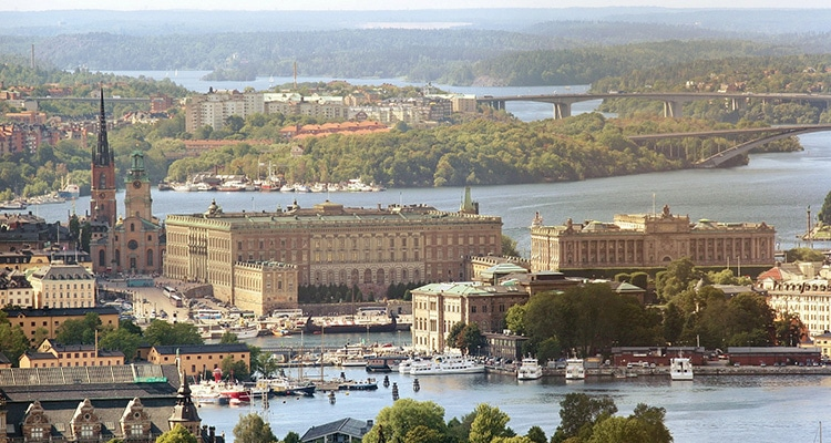 ou dormir à Stockholm centre