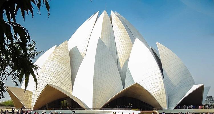 La proximité avec New-Delhi rend la ville vraiment interessante