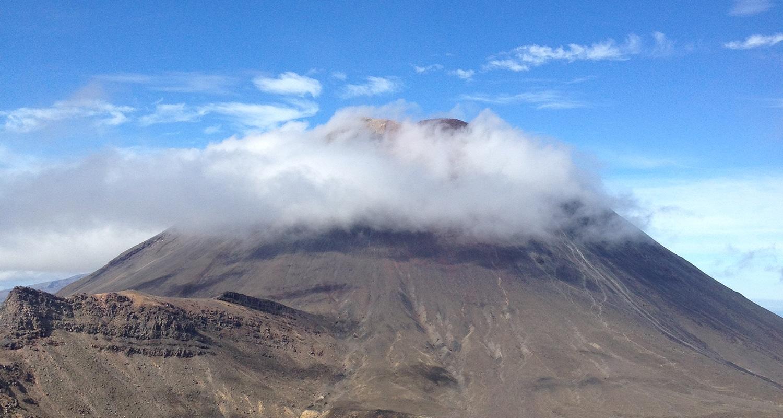 Tongariro Alpine Crossing en nouvelle zélande