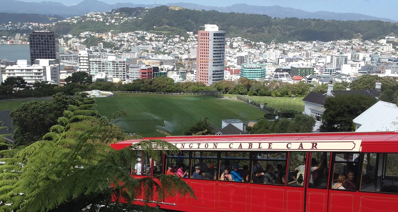 que faire sur l'île du nord en nouvelle Zélande et dans sa capitale : wellington