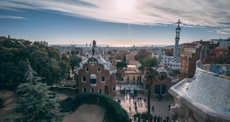 Le parc Guell est un immanquable à faire à Barcelone