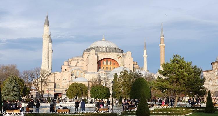 mosquée vivre à istanbul