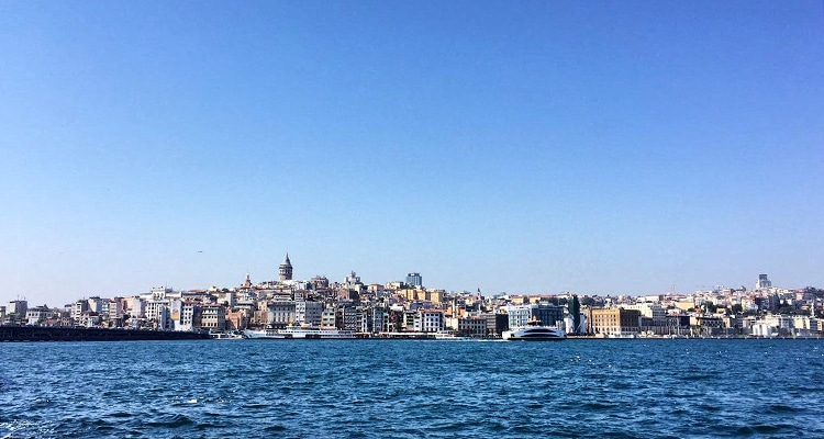 les rivages d'istanbul