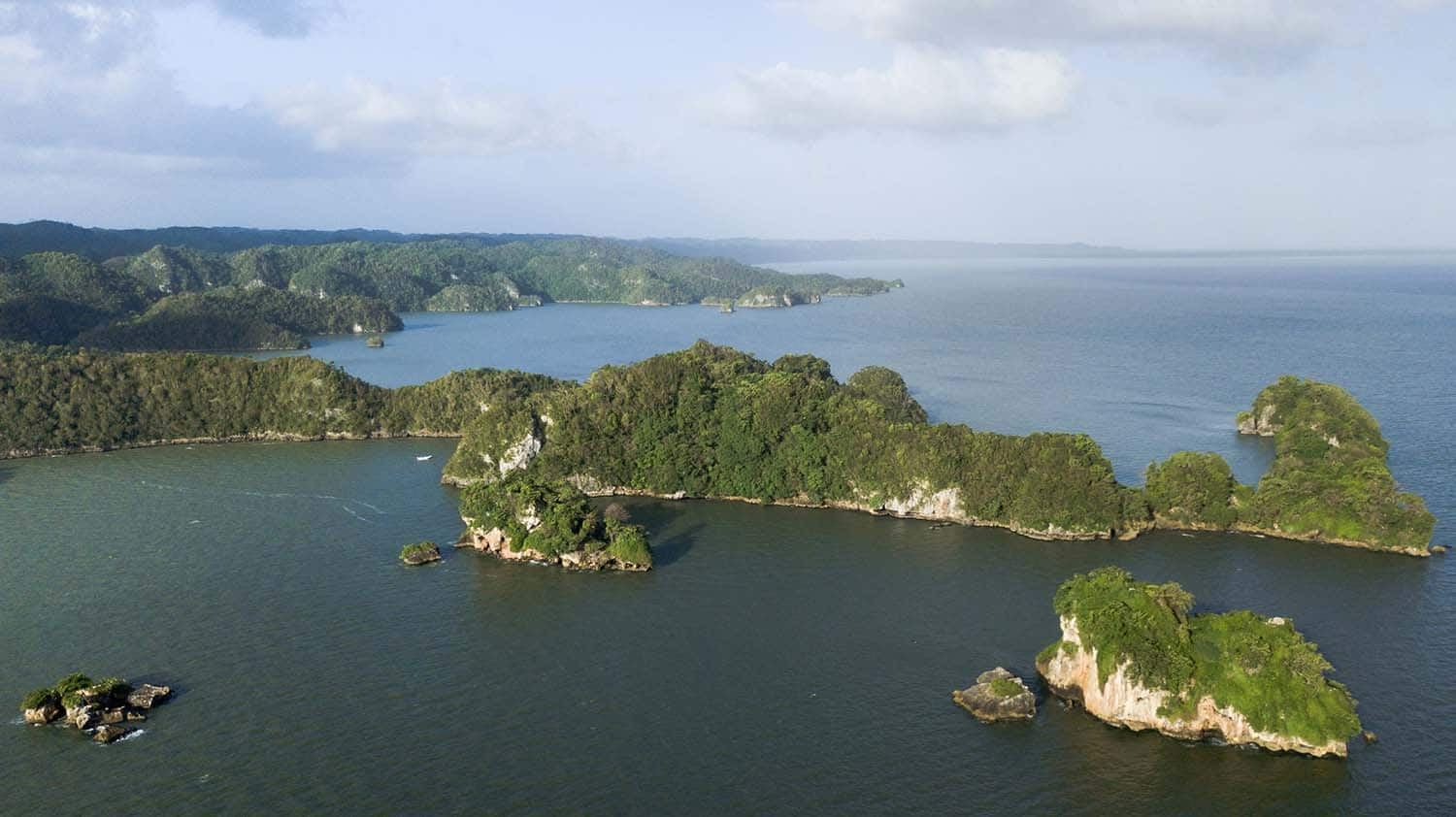 Los Haitises, la baie d'Ha Long de la République Dominicaine