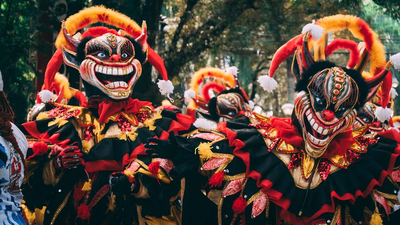 Carnaval de La Vega, l'un des plus colorés de la région