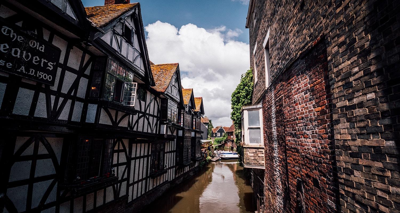 Canterbury, mon premier coup de coeur dans le sud de l'angleterre