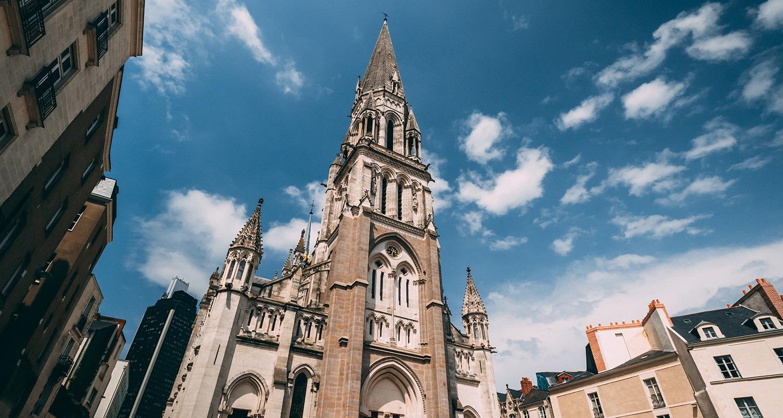 Nantes la préfecture de Loire Atlantique