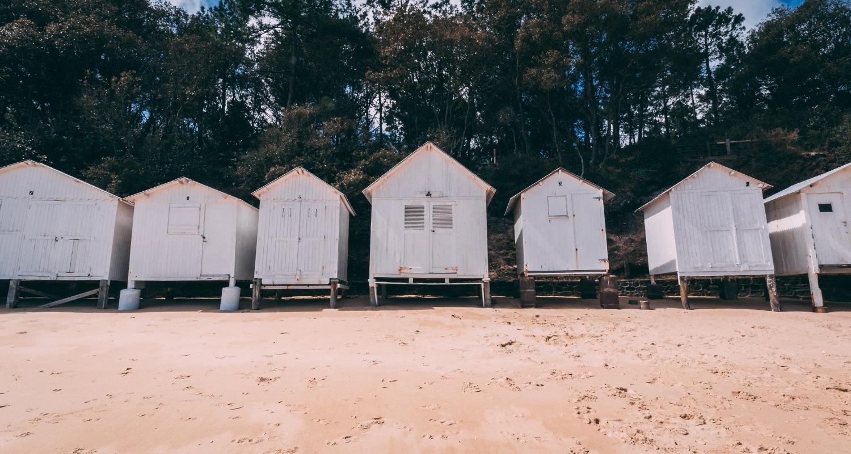 plage des dames à noirmoutier en Vendée