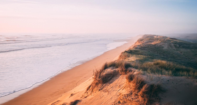 La plage des Sauveterre en Vendée