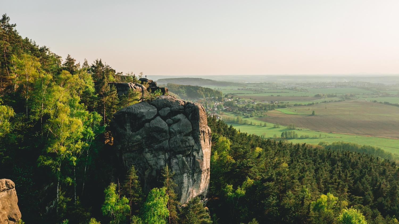 Les roches de Příhrazské