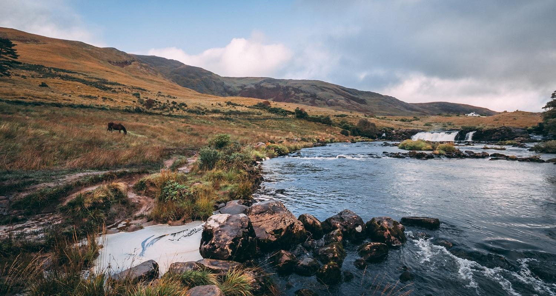 roadtrip dans le nord de l'irlande