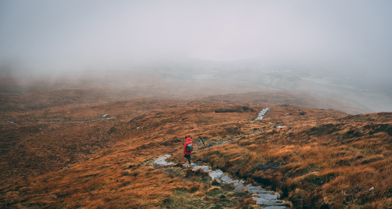 le parc national du Connemara irlande