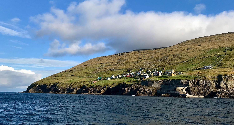 Kirja sur les îles féroé
