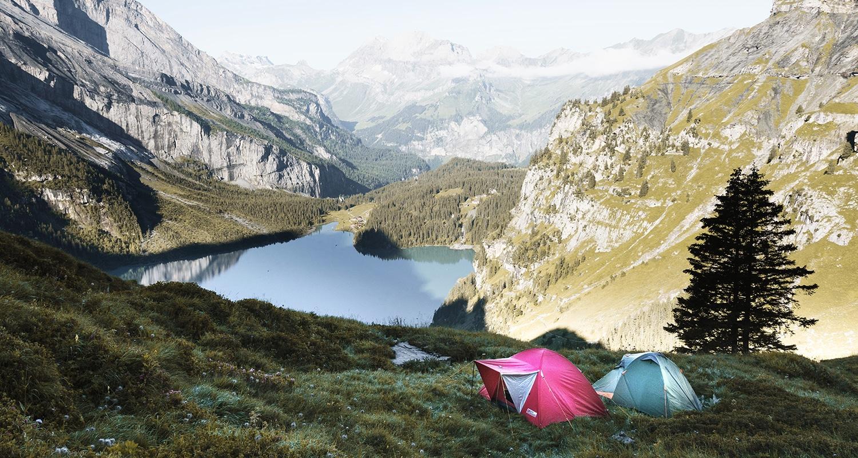Le lieux du camping est important