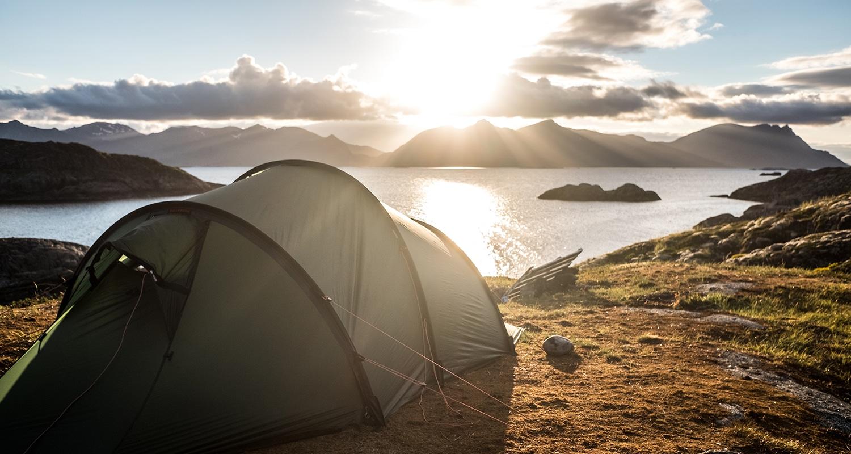 trouver sa tente pour faire du camping