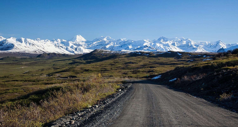 Promenade des Glaciers, Alberta, Canada ! l'une des plus belles routes du monde