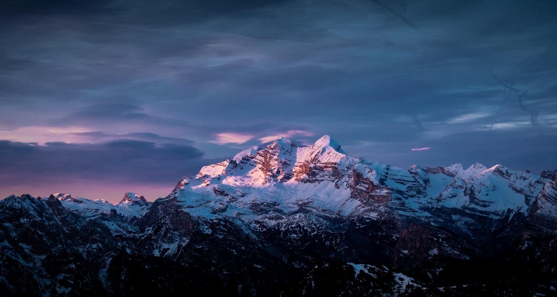 Strudelkopf, le sommet à atteindre pour le lever du soleil et profiter du spectacle