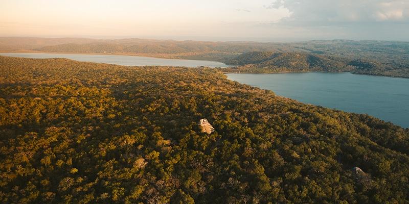 que visiter à Tikal et Yaxha
